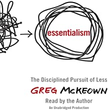 Essentialism: The Disciplined Pursuit of Less Book PDF