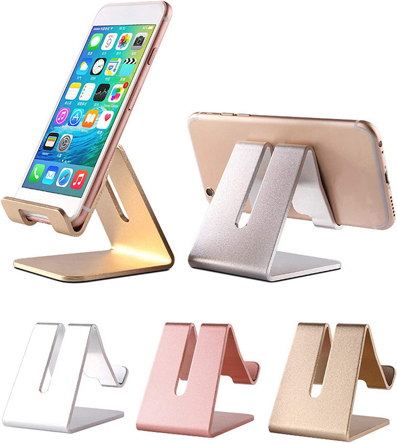 Soporte para Celular, Phone-Stand, Cell Phone-Holder, Home-Office Accessories, Desk Asseccories, Desk Gadgets Compatible with iPhone Charging Stand 11 Pro Xs Max Xr X 8 7 6 6s Plus, Switch Lite Stand