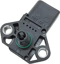 OKAY MOTOR MAP Turbocharger Pressure Sensor for Audi A3 A4 TT Quattro VW Beetle Jetta Passat Tiguan 1.8L 2.0L