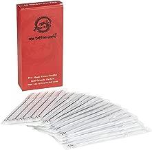 One Tattoo World 50-pcs Sterilized Tattoo Needles | 3RL Round Liner | OTW-50-3RL.1
