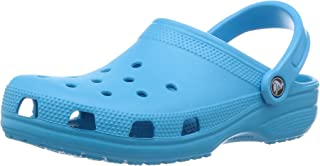 crocs Unisex Classic Clog,Electric Blue,4 M US Mens / 6 M US