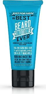 Just For Men Acondicionador Barba Deja la Barba Más Suave y Manejable con Aloe y manzanilla 88 ml