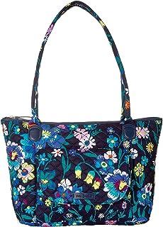حقيبة توت من القطن للنساء بتصميم كارسون ايست ويست من فيرا برادلي