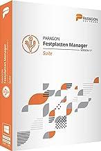 Paragon Festplatten Manager 17 Suite. Für Windows 7/8/10