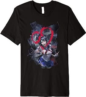 Yandere Simulator Anime Girl T-Shirt (Premium)