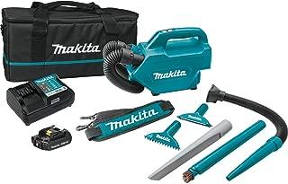 Makita LC09A1 12V max CXT Lithium-Ion Cordless Vacuum Kit (2.0Ah)