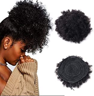 Amazon.fr : postiche afro puff