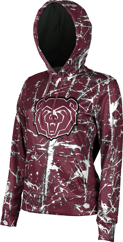 ProSphere Missouri State University Girls' Pullover Hoodie, School Spirit Sweatshirt (Distressed)