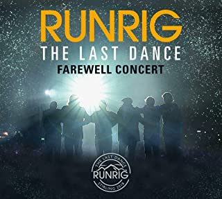 RUNRIG ( UK Edition Import) The Last Dance FAREWELL Live in Scotland 3CD Deluxe Edition