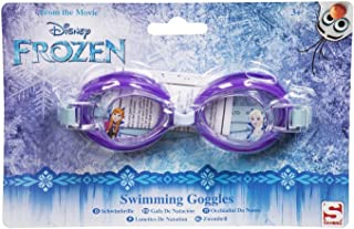 DPNY Disney Frozen Anna Elsa Girls Swimming Goggles Kids