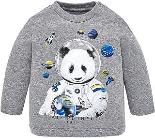 Mayoral Camiseta Panda m/l Bebe Niño 12-36 Meses