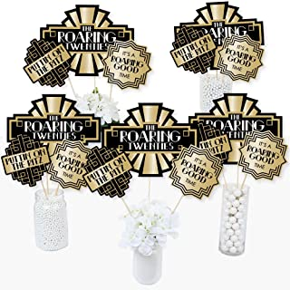 gatsby prom centerpieces