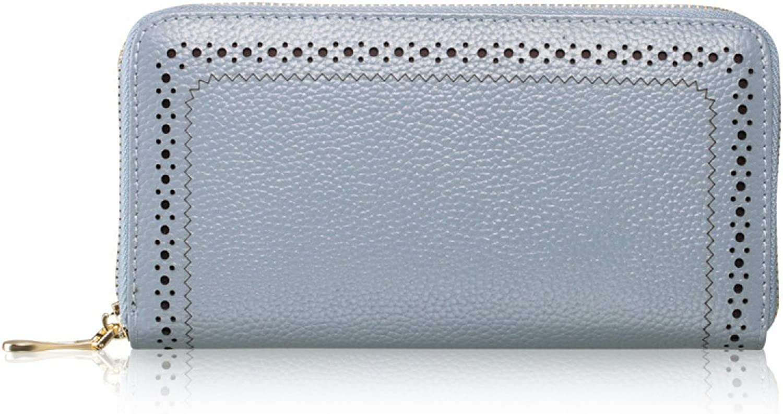 WU WU WU ZHI Dame Leder Handtasche Geldbörse B072KWFB11 dd9b7e