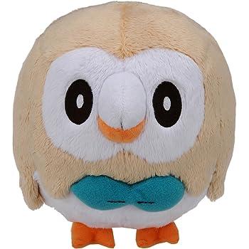 ポケットモンスター ポケモン ぬいぐるみ モクロー 高さ約15cm