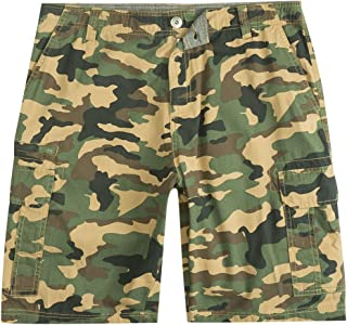 Subculture Textured Cargo Shorts