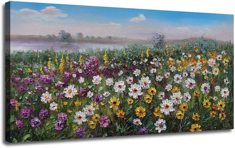 Panel Flower Meadow Modal