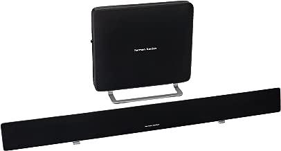 Harman Kardon Sabre SB35 Ultra-Slim Home Entertainment Soundbar with Compact Subwoofer