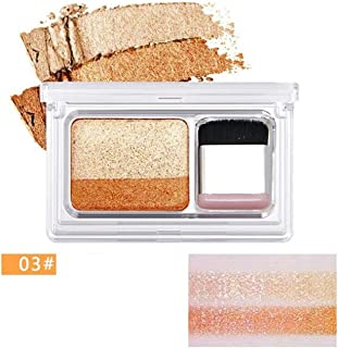 Double Colors Chocolate Lazy Glitter Matte Eye Shadow Palette Nude Make Up Shimmer Eye The Shadows Pigment Cosmetic Brush