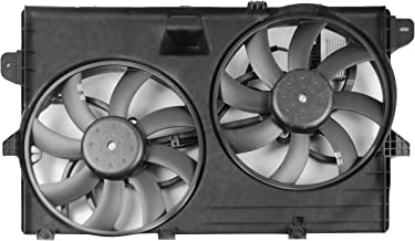 BOXI Dual Radiator Cooling Fan Assembly For Ford Edge 2007-2015 / Lincoln MKX 2007-2015 7T4Z8C607A
