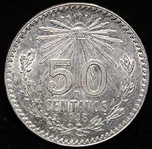 1945 50 centavos