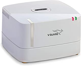 V-Guard VGSD 50 Supreme Refrigerator Stabilizer (For up to 300 Litre Refrigerators) (Grey)