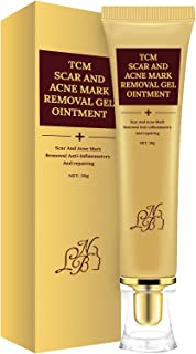 Advanced Medical-Grade Silicone Scar Gel - Clinically Proven - Silicone for Old and New Scars from Surgery, Burn, Cut, Keloid for Adults and Kids