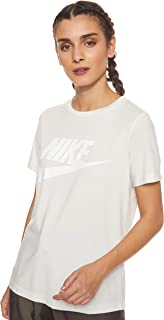 Nike Women's NSW Essntl Hbr Short Sleeve Top