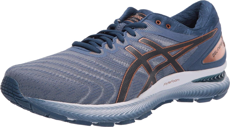 Max 66% OFF ASICS Max 53% OFF Men's Gel-Nimbus Shoes Running 22