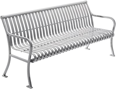 Amazon Com Lifetime 60055 Glider Bench 4 Feet Faux