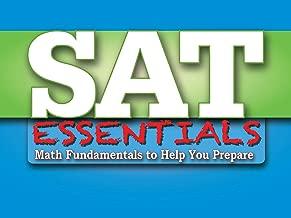 SAT Essentials - Math Fundamentals to Help You Prepare