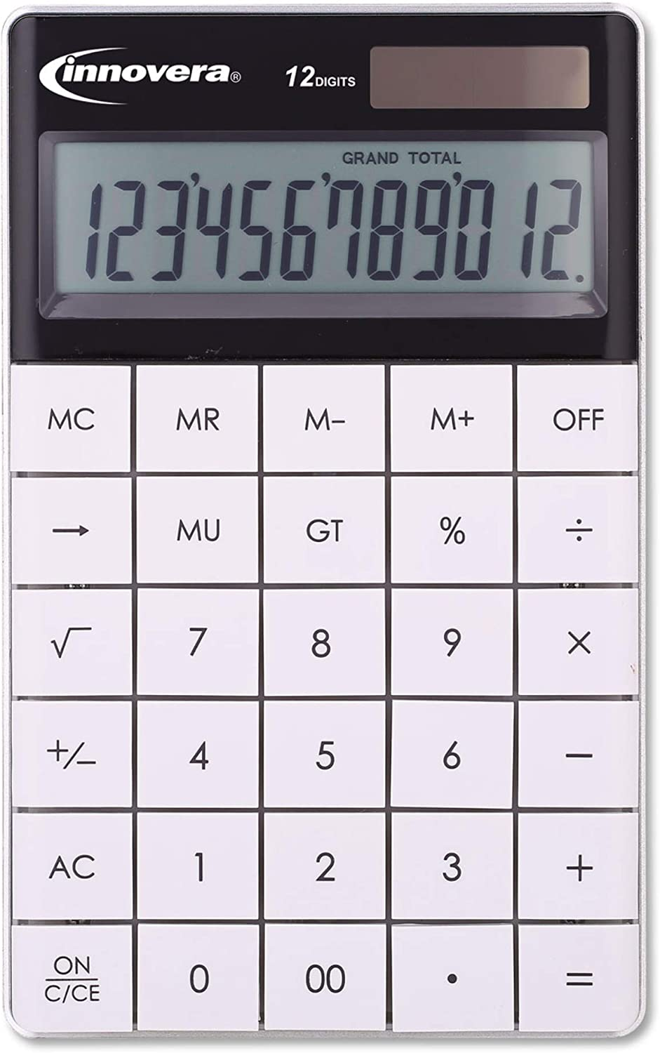 Innovera IVR15973 New color 67% OFF of fixed price 15973 Large Lcd Button 12-digit Calculator