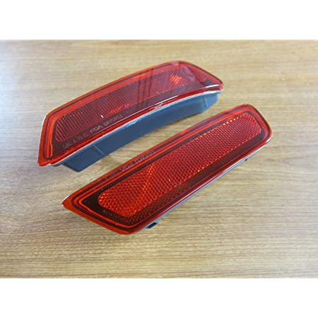 New Replacement Rear Passenger Side Bumper Reflector OEM Quality