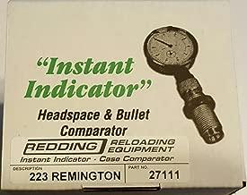 Redding Reloading 223 Rem Instant Ind w/Dial Ind #27111