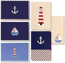 nautical stationery set