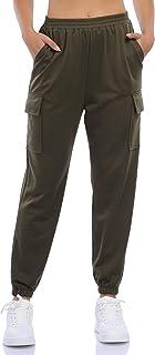 GloryStar Women's Pullover Pocket Knee Length Sweatshirt Hoodie Dress Casual Fitted Hoodie Dress