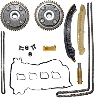 Camshaft Adjusters Timing Chain for Mercedes M271 Gears VVT Actuator VANOS 1.8L 2710500800