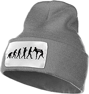 LioWenm Evolution Ultimate Fighting Muay Thai Hardcore Fight Men's Women's Winter Warm Hat