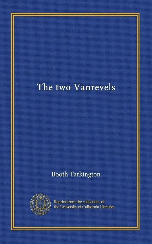 サリー同盟達成するThe two Vanrevels