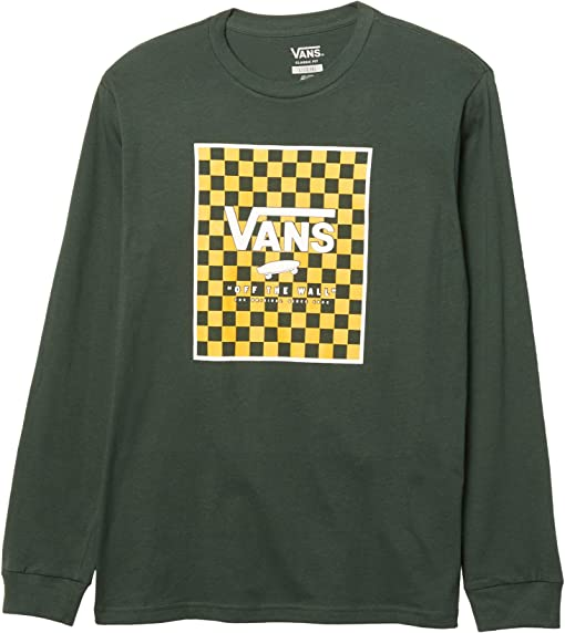 Pine Needle/Lemon Chrome/Checkerboard