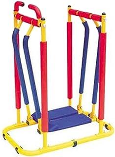 IDEALT Children's Fitness Equipment Kindergarten Essential Exercise Equipment Outdoor/Indoor Fitness Training