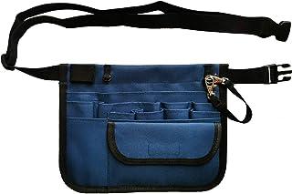 Nurse Organizer Belt Fanny Pack 13-Pocket Waist Bag Pouch Case for Medical Scissors Care Kit Tool