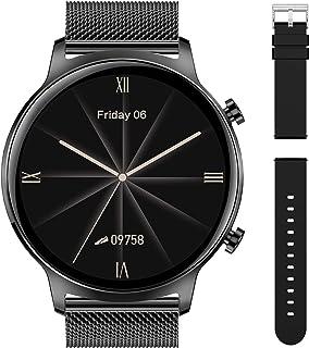 Smartwatch Reloj Inteligente Impermeable IP68 Pulsera Actividad Monitor de Sueño Podómetro Pulsómetro Notificación de Llam...