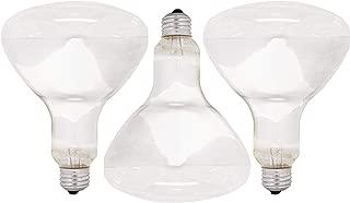 GE Lighting Soft White 300-watt R40 Light Bulb with Medium Base (3 Bulbs)