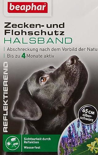 beaphar-Zecken--&-Flohschutz-Halsband-für-Hunde