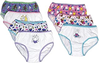 Handcraft Girls GUP2062 7-Pack Miffy Underwear Panty Underwear - Multi