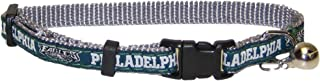 eagles cat collar