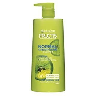 Garnier Fructis Normal Strength & Shine Shampoo For Normal Hair 850ml