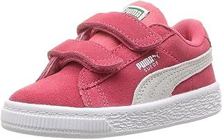 PUMA unisex-Child Suede Classic Sneaker