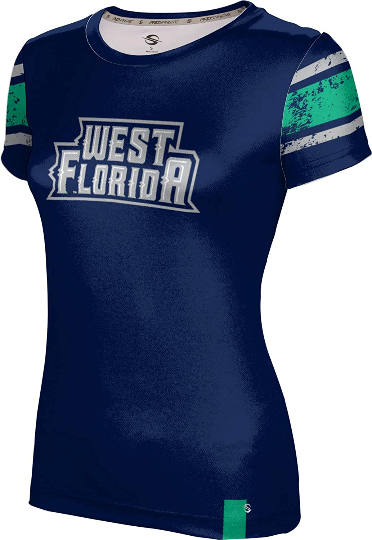 ProSphere University of West Florida Girls' Performance T-Shirt (End Zone)