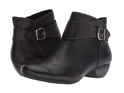 Taos Footwear Addition (Black Leather) Women